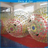 Bolas inflables de Zorb de la hierba del cabrito, la bola de parachoques de Zorb de los cabritos para la venta
