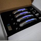 Punho de porta leve novo do carro do diodo emissor de luz para carros universais
