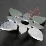 cortadoras del laser de la fibra de la placa de acero de carbón del acero inoxidable 3000W para la venta