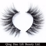 Seda coreano 3D seda pestanas falsas Eyelash estilo natural