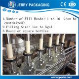 Sumo de bebidas automático de enchimento de líquido de água Fabricante da Máquina