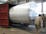Caldera de vapor del gas de combustible/del petróleo diesel/pesado 350bhp