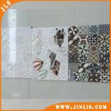 Azulejo de cerámica de la pared del cuarto de baño de la inyección de tinta del modelo de mosaico del material de construcción
