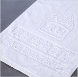 100% coton doux Serviette de bain de l'Hôtel-de-chaussée blanc Tapis de bain Jacquard