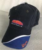 Gorra de béisbol modificada para requisitos particulares promocional de los deportes del bordado del Snapback