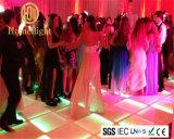 ディスコ党段階ショーのための防水アクリルLEDのダンス・フロア