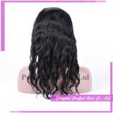 Parrucche naturali del merletto di Remy brevi con i capelli umani di scoppi