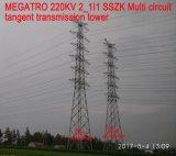 Megatro 220кв 2_1I1 Sszk Multi касательной контура трансмиссии в корпусе Tower