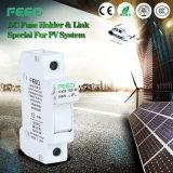 Support de fusible de C.C de l'énergie solaire 1p 1000V