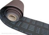 X-Gewicht Tuch kalzinierte Aluminiumoxyd-Abdeckstreifen-Platte/Schmirgelleinen Kx865