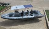 中国Aqualand 30feet 9mの堅く膨脹可能なスポーツボートか速度のボートまたはレスキューまたはパトロールまたは飛び込みのボート(RIB900)