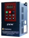 la monofásico 0.4kw entró 3 el mecanismo impulsor de velocidad variable de la CA 220V de la salida de la fase