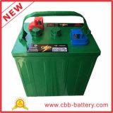 Bateria Trojan T105 dos EUA, bateria do carro de golfe, bateria de carro do golfe 6V225ah