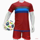 Healong Design le plus récent transfert de chaleur d'engrenage de sports d'impression uniformes de football hommes