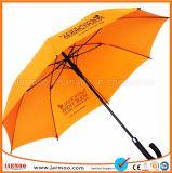 لأنّ يعلن عمليّة بيع مصنع مباشرة برتقاليّة لعبة غولف مظلة