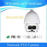 Dahua 45x de 2MP cámara de red PTZ Láser Starlight (SD6AL245U-HNI)