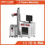 20W 30W 50W 100W Faser-Laser-Metall-u. Plastikfirmenzeichen-Markierungs-Stich-Ausschnitt-Maschine