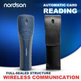 Lectura de tarjetas automático, la comunicación inalámbrica de patrulla de la Ronda de guardia