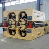 1300mmの合板のための自動堅木張りの床目盛り付けの紙やすりで磨く機械
