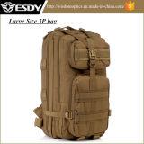 5 zaino tattico del sacchetto 3p di Camo del grande pacchetto dell'esercito di colori