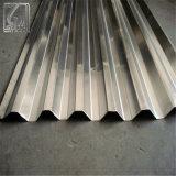 High Zinc Coating를 위한 직류 전기를 통한 Corrugated Roofing Sheet