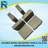 화강암을%s Romatools 다이아몬드 세그먼트, 사암 절단