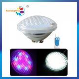 Luz caliente de la piscina de la venta LED PAR56 de la alta calidad para la piscina