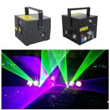 Disco DJ 5000MW Animation Effect Mini RGB Laser Light