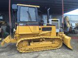 Bulldozer utilizzato del trattore a cingoli D3c del bulldozer del bulldozer D3c del gatto mini