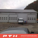 Estructura de acero fabricada de la alta calidad para el almacén