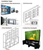 46 игрок объявления стены экрана полный HD LCD дюйма видео-