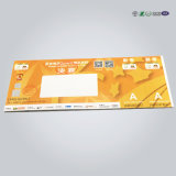 13.54Impresso personalizado MHz RFID Hf bilhetes de papel Tag
