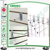Slatwall Gridwall и крюки для подвесной кронштейн