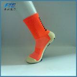 Футбол Socks анти- носки хорошего качества людей носок футбола выскальзования