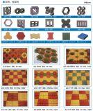 máquinas de construção máquina de fabrico de blocos de betão (QT3-20)