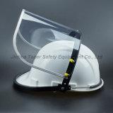 Visiera libera del fronte del PVC per la mascherina di sicurezza (FS4013)