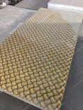 Haute qualité et la compétitivité des prix de l'intérieur mur décoratifs en PVC