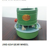 燈油の調理用コンロ(JIKO-62#GEARの車輪)