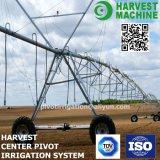Bewegliches landwirtschaftliches Wasser-Bandspule-Sprenger-Bewässerungssystem
