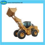 máquinas de construção 5 Ton carregadora de rodas carregador frontal