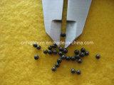 Sfera di ceramica nera del nitruro di silicio di alta qualità