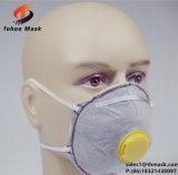 OEM 2017 3 couches de charbon actif de filtre de la poussière de masque respiratoire par N95 non-tissé de face chirurgicale de sûreté