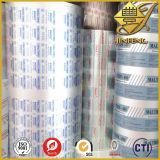 25プラスチック包装のためのミクロンによってラッカーを塗られるアルミホイル