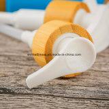 pompe en bambou de lotion de couverture de taille de 28mm