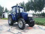 trator de exploração agrícola do trator 50HP 4WD do trator 50HP mini