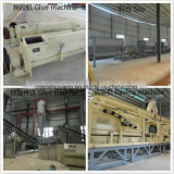 Contre-plaqué à grande vitesse faisant la chaîne de production de /Plywood de machine à partir de la Chine