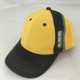ラベルが付いている美しいカスタマイズされた野球のスポーツの帽子