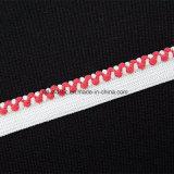 10mm 두 배 색깔 공상 디자인 크로셰 뜨개질에 의하여 뜨개질을 하는 루프 고무줄