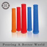 Resisten el desgaste de la bomba de hormigón tubo reductor de la pluma