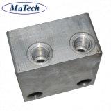 공장은 주물 유압 벨브 정밀도 알루미늄 CNC 기계로 가공을 정지한다